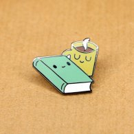 https://www.etsy.com/listing/637387740/pin-badge-club-book-and-mug-september?