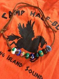 camp half blood necklace